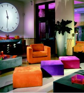 Blogbretzel l influence de la couleur for Feng shui couleur salon